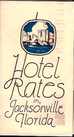 Image for Hotel Rates in Jacksonville Florida