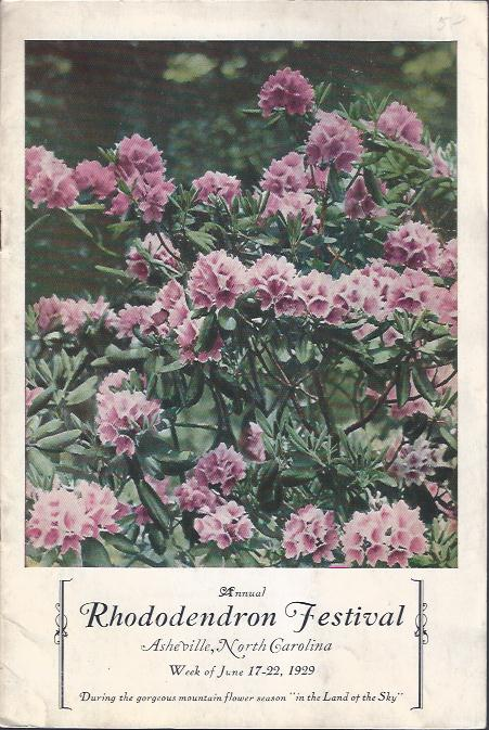 Image for Annual Rhododendron Festival, Asheville, North Carolina