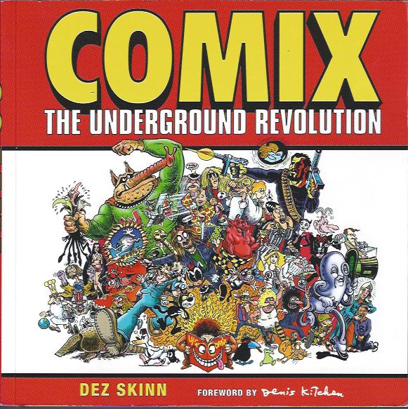 Image for Comix: the Underground Revolution