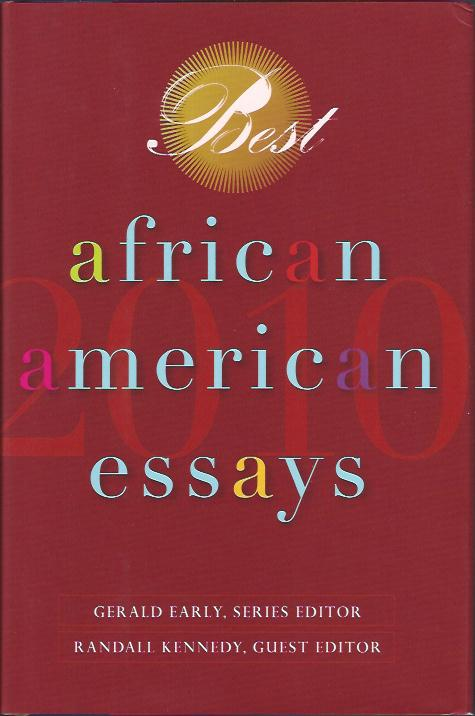 Image for Best African-American Essays 2010