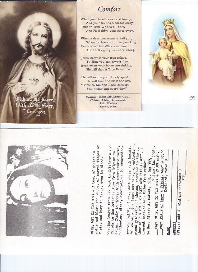 Image for Archive of Material Related to Various People of the Church