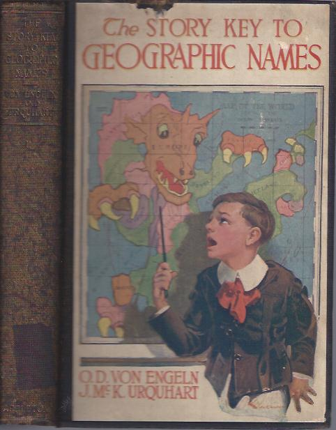 Image for The Story Key to Geographic Names