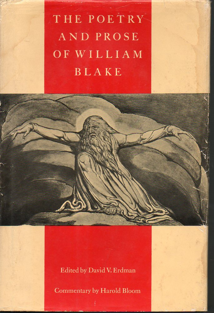 Image for The Poetry and Prose of William Blake