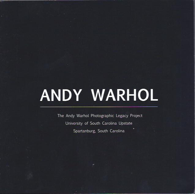 Image for Andy Warhol : The Andy Warhol Photographic Legacy Project