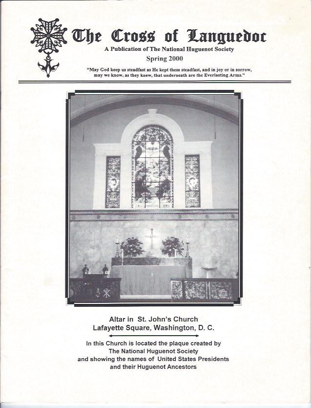 Image for The Cross of Languedoc, Spring 2000