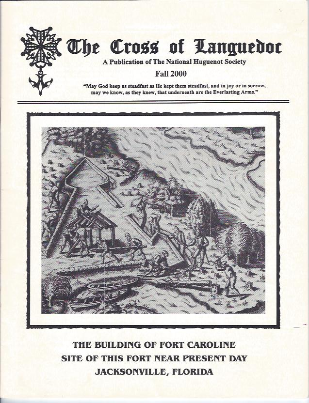 Image for The Cross of Languedoc, Fall 2000