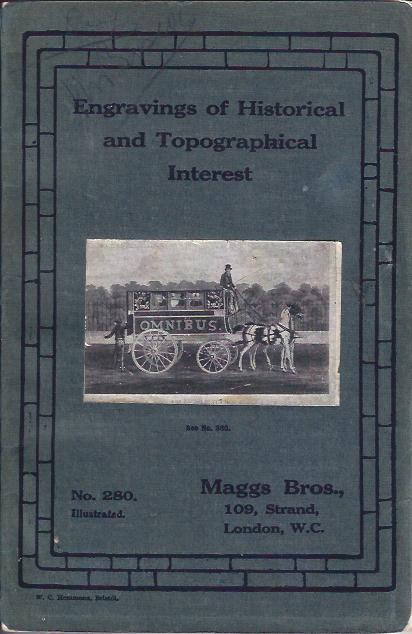 Image for Engravings of Historical and Topographical Interest
