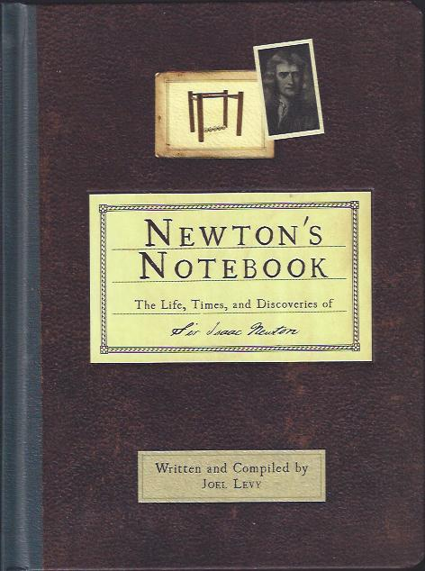 Image for Newton's Notebook