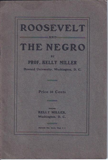 Image for Roosevelt and the Negro