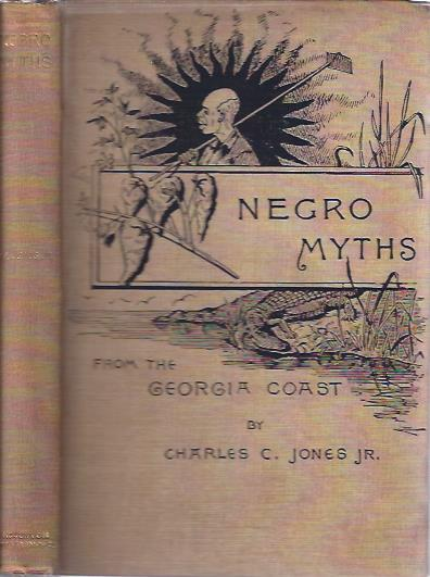 Image for Negro Myths from the Georgia Coast