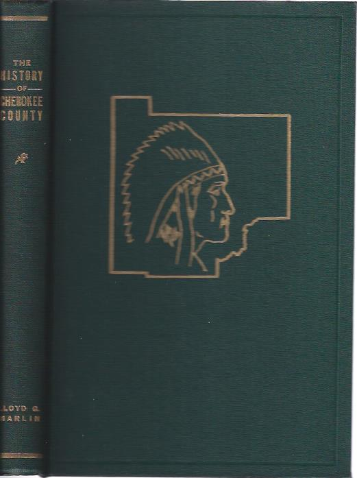 Image for The History of Cherokee County