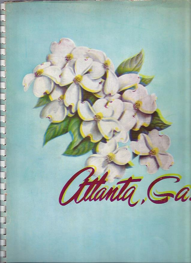 Image for Atlanta Ga. Gateway to the South