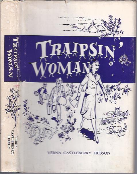 Image for Traipsin' Woman