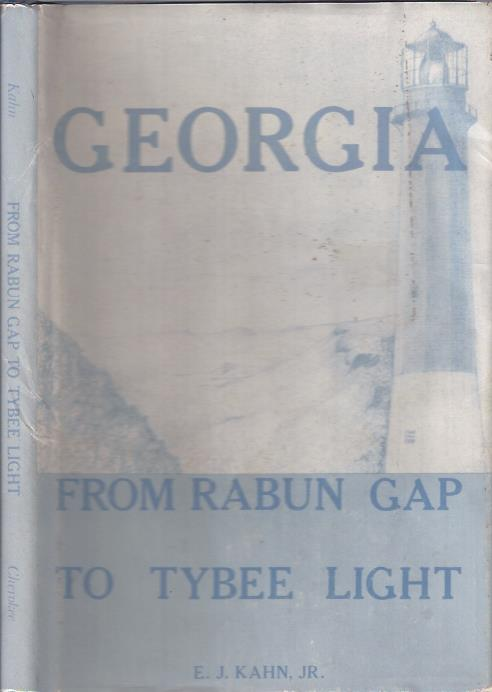 Image for Georgia: From Rabun Gap to Tybee Light