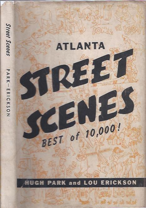 Image for Atlanta Street Scenes : Best of 10,000