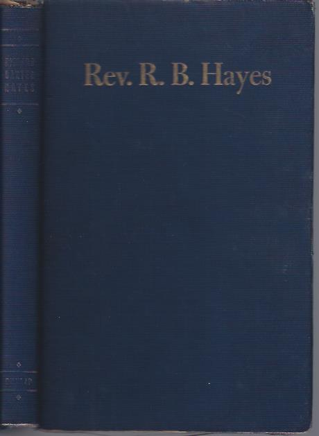 Image for Memoirs of Richard Baxter Hayes