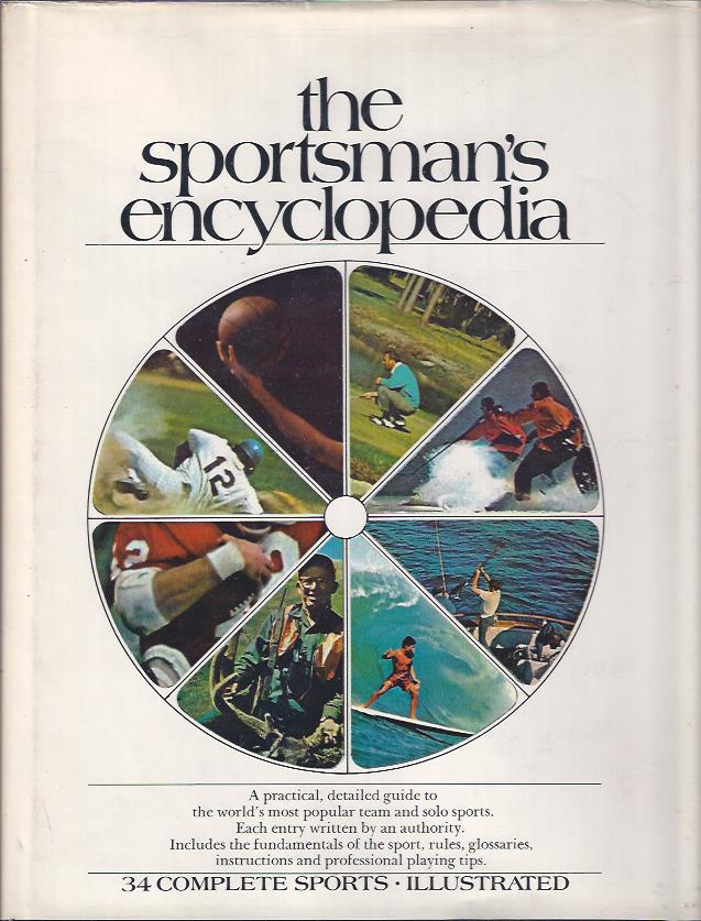 Image for The Sportsman's Encyclopedia