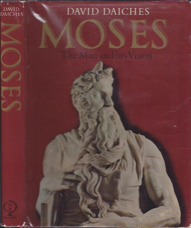 Image for Moses: The Man and His Vision