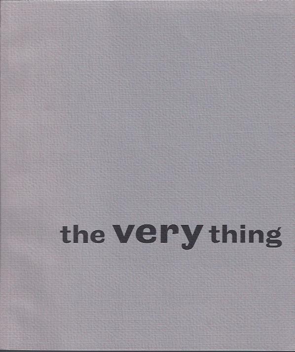 Image for The Very Thing