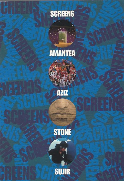 Image for Screens: Amantea Aziz Stone Sujir