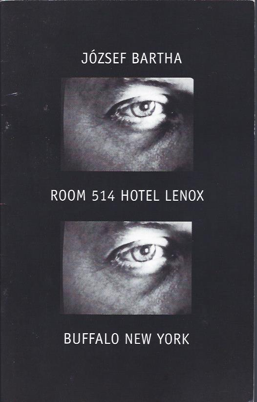 Image for Room 514 Hotel Lenox : Video Installation