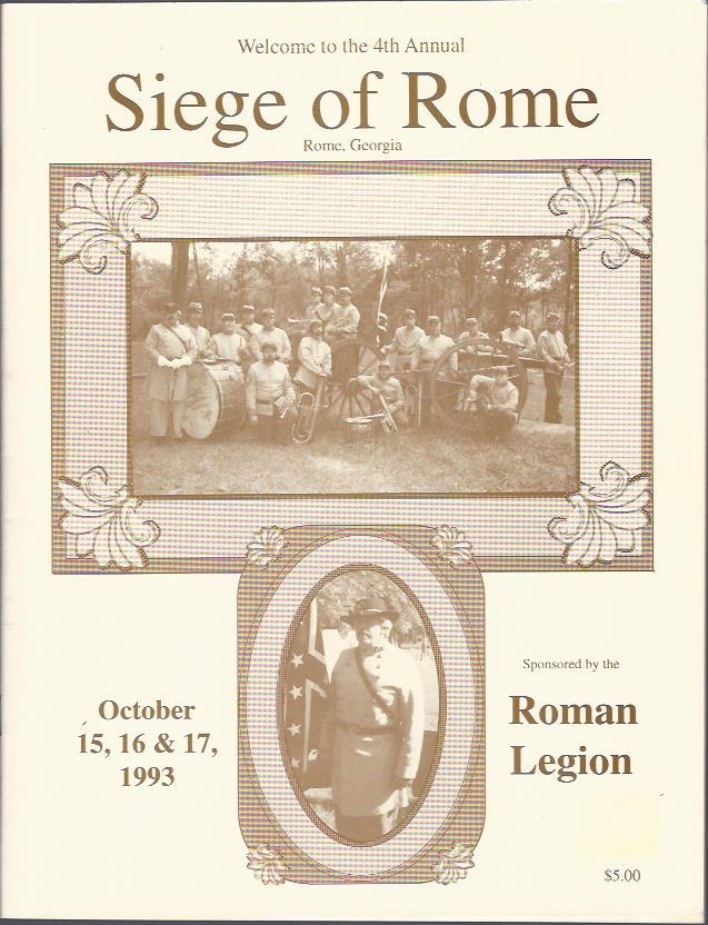 Image for Siege of Rome