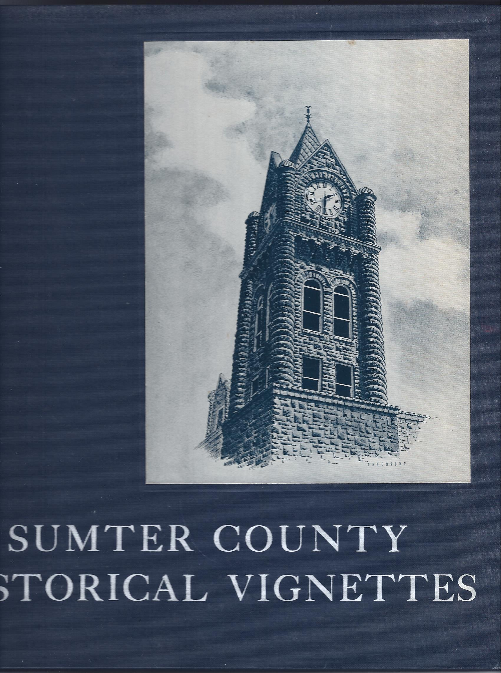 Image for Sumter County Historical Vignettes