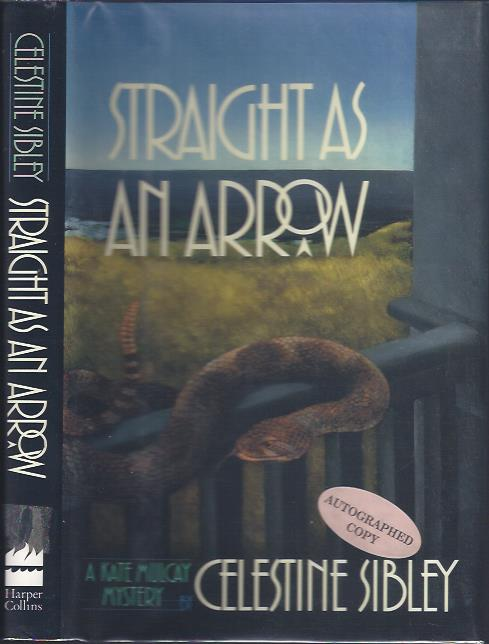 Image for Straight As An Arrow : A Kate Mulcay Mystery