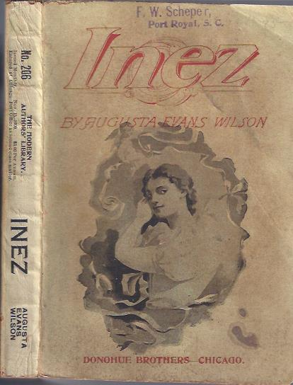 Image for Inez: A Tale of the Alamo