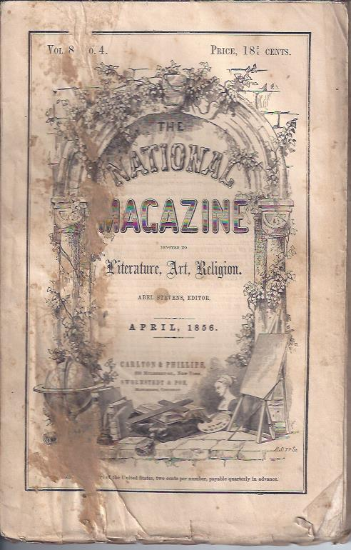 Image for The National Magazine, Devoted to Literature, Art, Religion