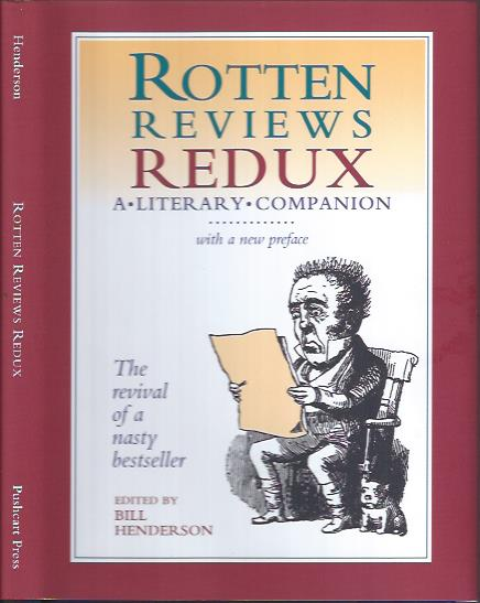 Image for Rotten Reviews Redux : A Literary Companion