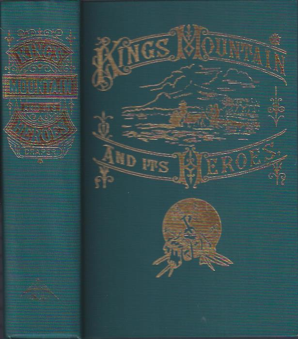 Image for King's Mountain and its Heroes