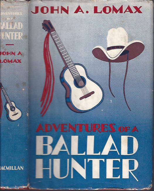 Image for Adventures of a Ballad Hunter