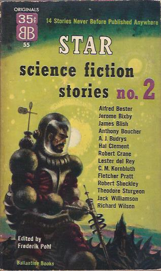 Image for Star Science Fiction Stories No. 2