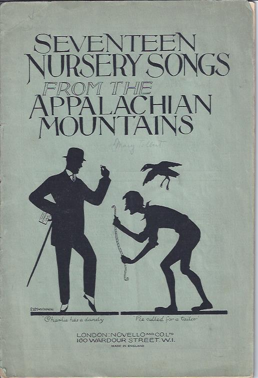 Image for Seventeen Nursery Songs from the Appalachian Mountains