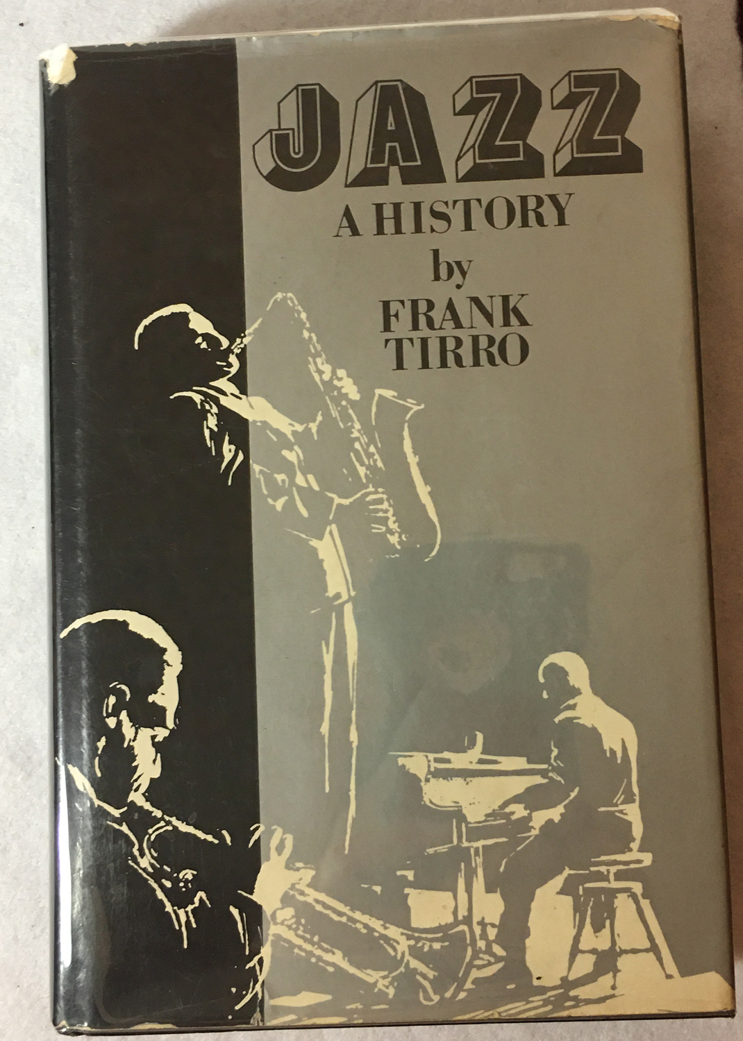 Image for Jazz: A History