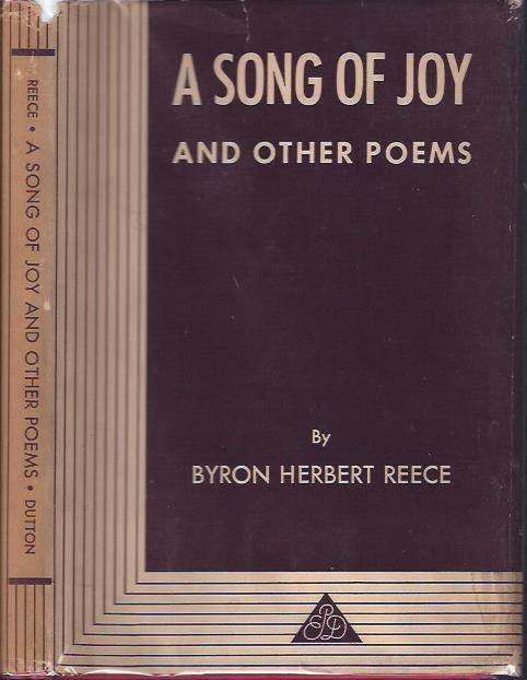 Image for A Song of Joy and Other Poems