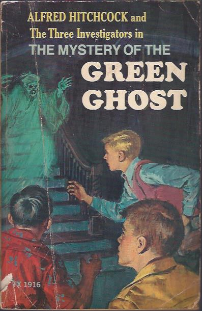 Image for Alfred Hitchcock and the Three Investigators in the Mystery of the Green Ghost