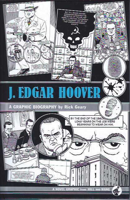 Image for J. Edgar Hoover : A Graphic Biography