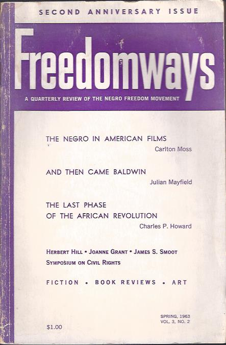 Image for Freedomways:  A Quarterly Review of the Negro Freedom Movement