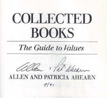Image for Collected Books : The Guide to Values