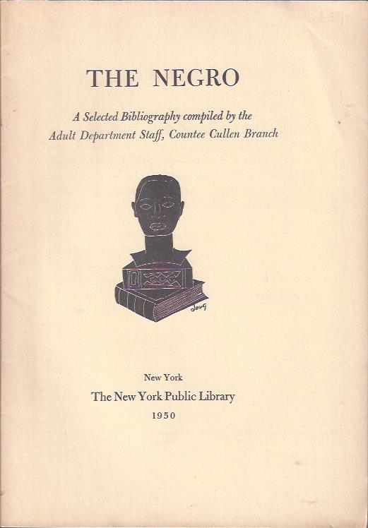 Image for The Negro, a Selected Bibliography
