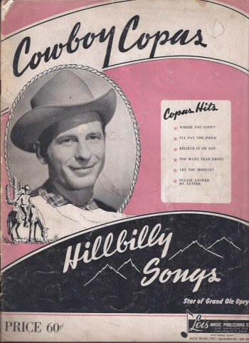 Image for Hillbilly Songs