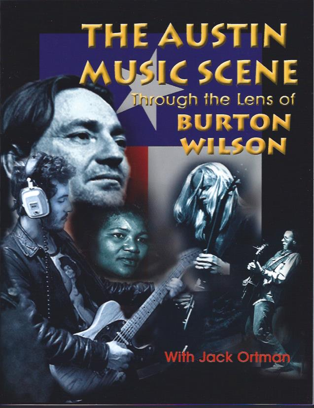 Image for The Austin Music Scene through the Lens of Burton Wilson