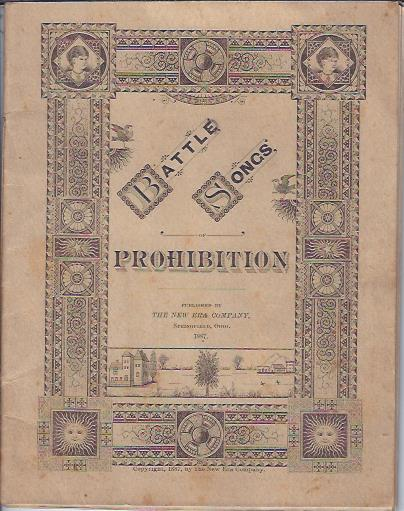 Image for Battle Songs of Prohibition