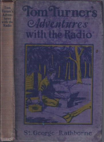 Image for Tom Turner's Adventures with the Radio