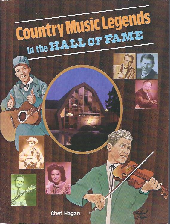 Image for Country Music Legends in the Hall of Fame