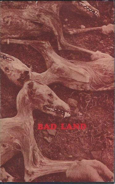 Image for Bad Land