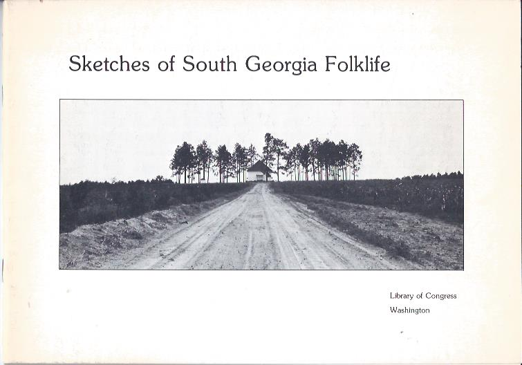 Image for Sketches of South Georgia Folklife
