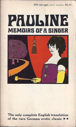 Image for Pauline: Memoirs of a Singer